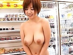 Asian chick sucks before cock impetus